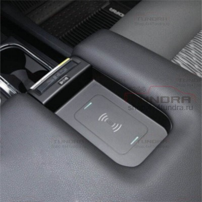 Original wireless phone charger for Toyota Tundra 14-21