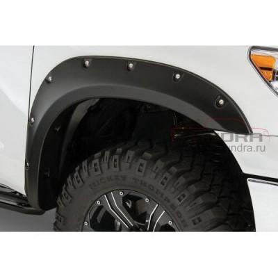 """Fender flares 4x4 Tundra 2"""" Toyota Tundra 2007-2013 (with bolts)"""