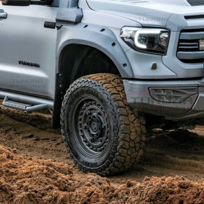 """Wheel arch extensions 5"""" for Toyota Tundra 2014+"""