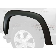"""Wheel arch extensions 1"""" original for Toyota Tundra 2014+"""