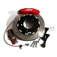 Комплект задней тормозной системы JBT Brake System R18 355x4R для Toyota Tundra 2007-2021