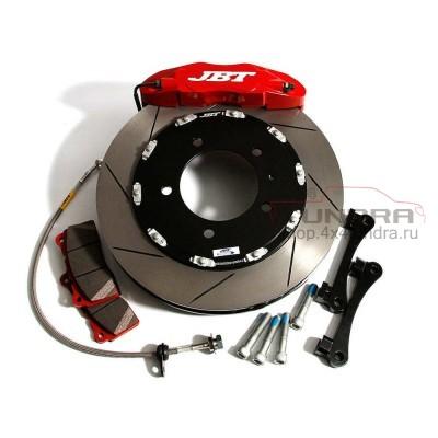Brake system JBT Brake System R18 355x4R Toyota Tundra 2007+ rear axle