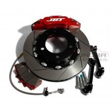 Комплект передней тормозной системы JBT Brake System R18 355x6 для Toyota Tundra 2007-2021