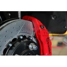 Комплект задней тормозной системы Brembo R20 для Toyota Tundra 2007-2021