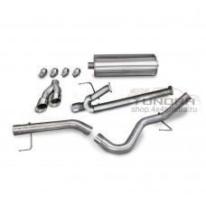 Exhaust system Corsa Performance Sport 3