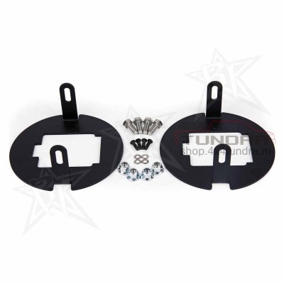 Kit for installing Dually in the places of regular PTF Toyota Tundra 2010-2012