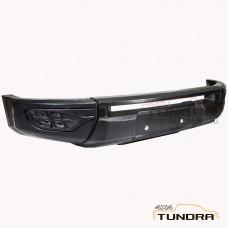 Передний силовой композитный бампер 10 мм Toyota Tundra