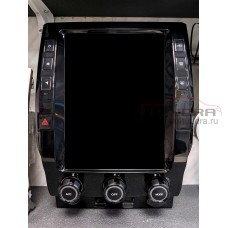 12.1 OEM head unit in Tesla style for Toyota Tundra 2014+ on OS Android 9.0.1