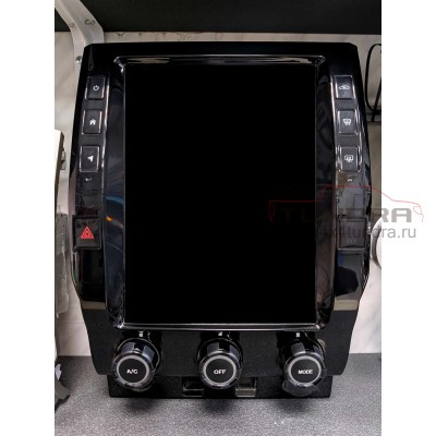 12.1 Used head unit in Tesla style for Toyota Tundra 2014+ on Android OS
