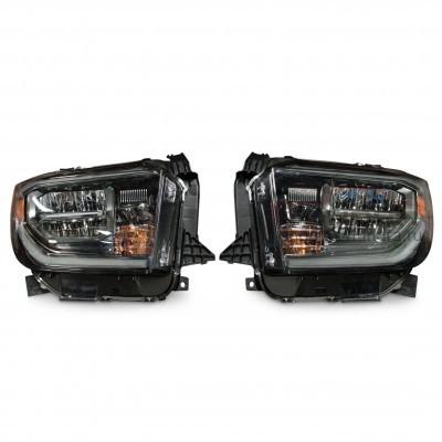 Headlights LED Toyota Tundra 2014+ front original