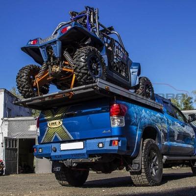 Платформа для перевозки техники на пикап от 4x4 Tundra