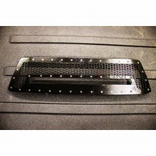 Rigid Radiator Grille Toyota Tundra 2010-2013 1 LED 30""