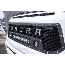 Grille Toyota Tundra 2014-2017 3 LED 4x4 Tundra+