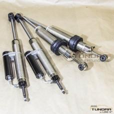 Амортизаторы ORM Suspension (передние и задние) для Toyota Tundra 2007-2021