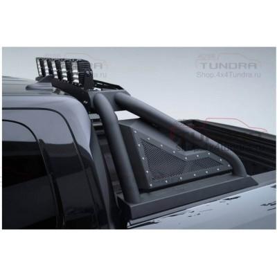 Защитная дуга в кузов SOLAR для Toyota Tundra 2007-2021