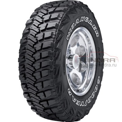 Tire Goodyear MT / R with KEVLAR LT35x12.50R18 123Q E WRL BSL
