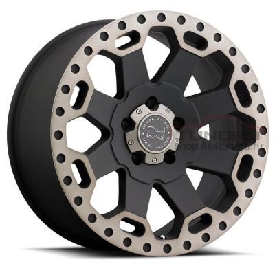 Wheel rim Black Rhino Warlord R20