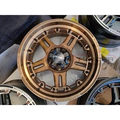 Диск колесный Monsterims MOR-4 FANTASTIC R20 5x150 (BRONZE)